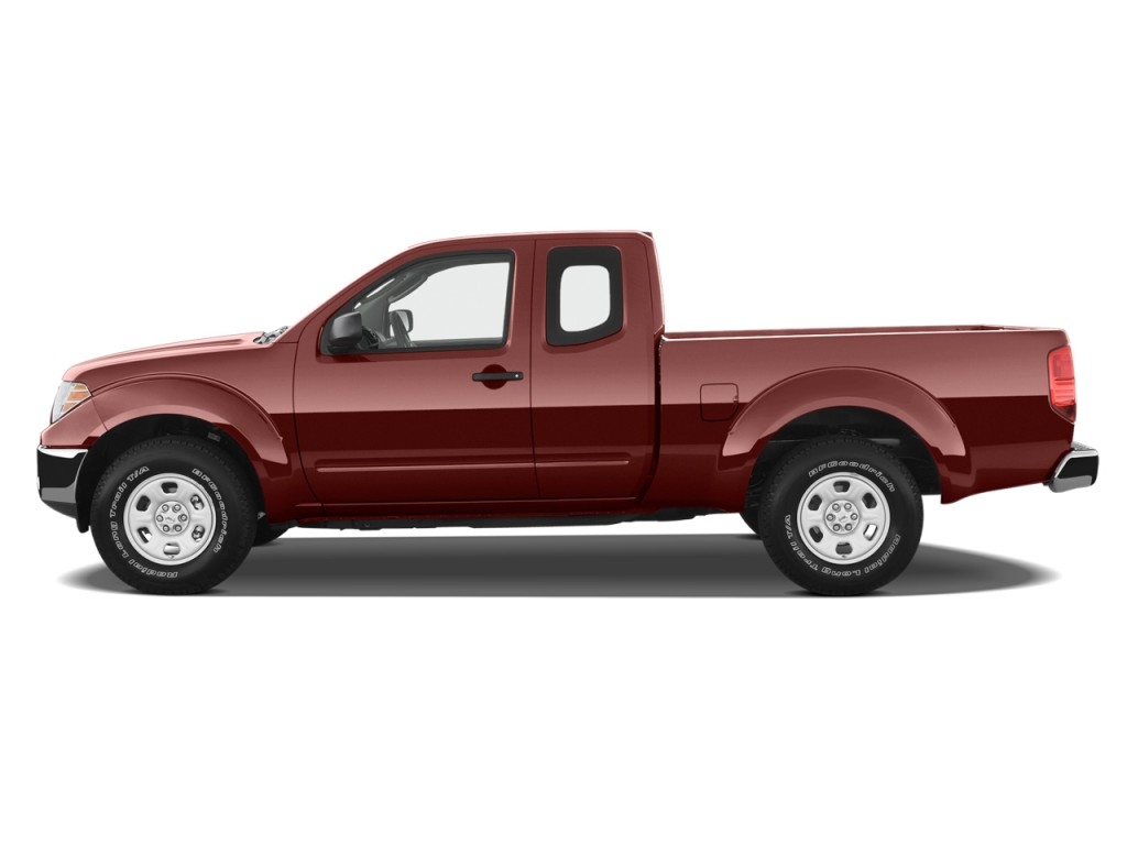 image 2012 nissan frontier 2wd king cab i4 auto sv side exterior view size 1024 x 768 type. Black Bedroom Furniture Sets. Home Design Ideas
