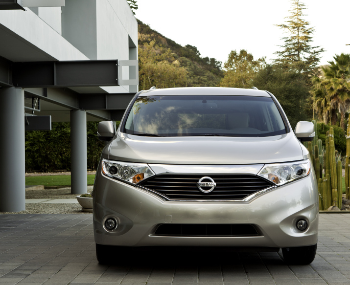 2012 Nissan Quest Priced From $27,750