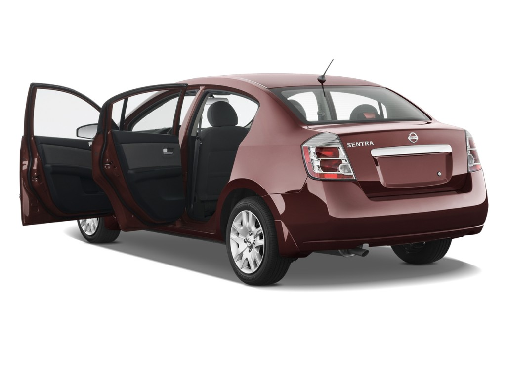 image 2012 nissan sentra 4 door sedan i4 cvt 2 0 s open doors size 1024 x 768 type gif. Black Bedroom Furniture Sets. Home Design Ideas