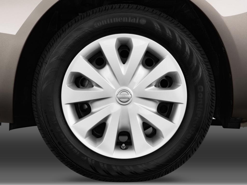 image 2012 nissan versa 4 door sedan cvt 1 6 sv wheel cap size 1024 x 768 type gif posted. Black Bedroom Furniture Sets. Home Design Ideas