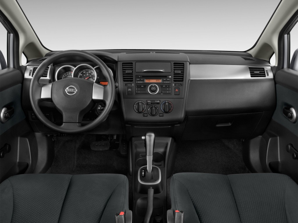 image 2012 nissan versa 5dr hb auto 1 8 s dashboard size 1024 x 768 type gif posted on. Black Bedroom Furniture Sets. Home Design Ideas