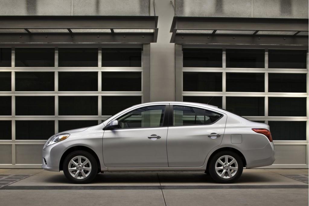 2012 Nissan Versa Preview