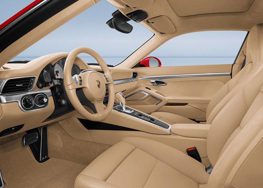 Inside The 2012 Porsche 911 Video