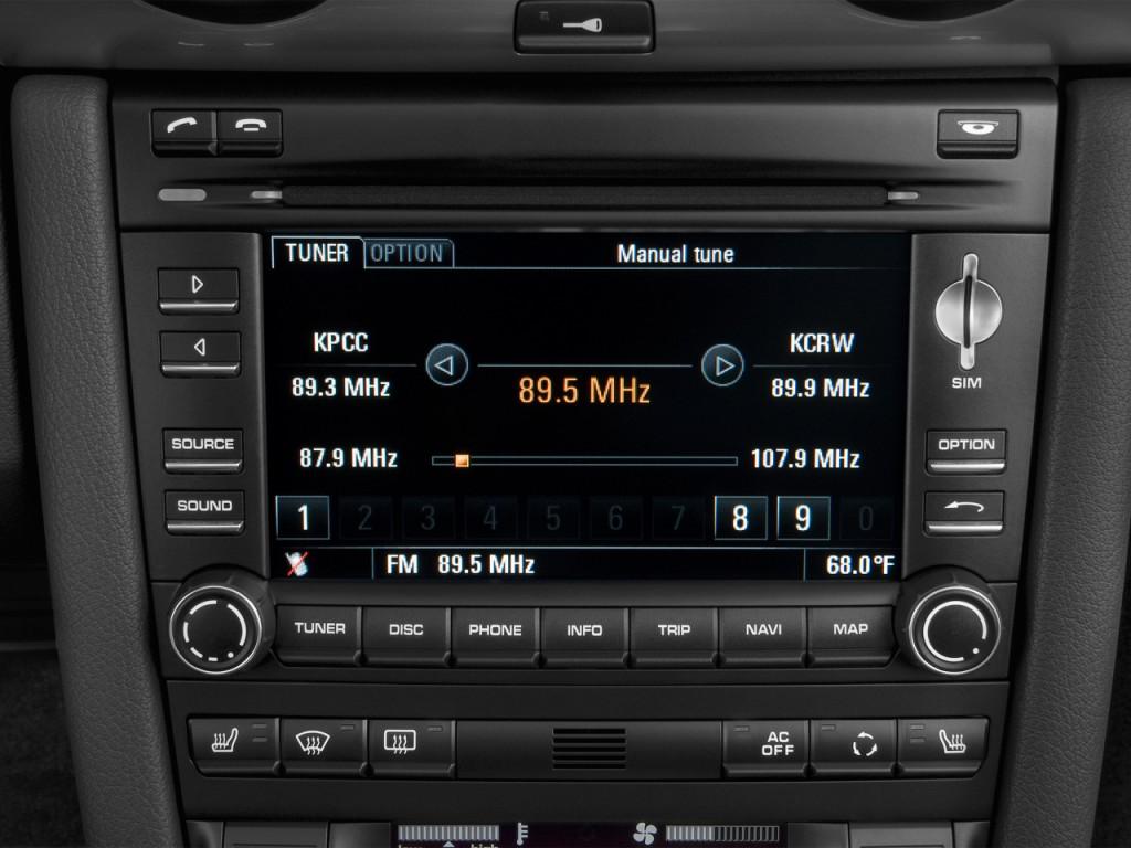 image 2012 porsche boxster 2 door roadster s audio system