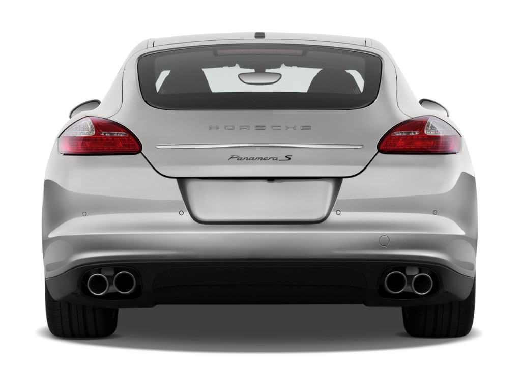 Porsche Made Sure The World S Inaugural Look At Car Was A Shot Of Its Toned And Sculpted Derrière