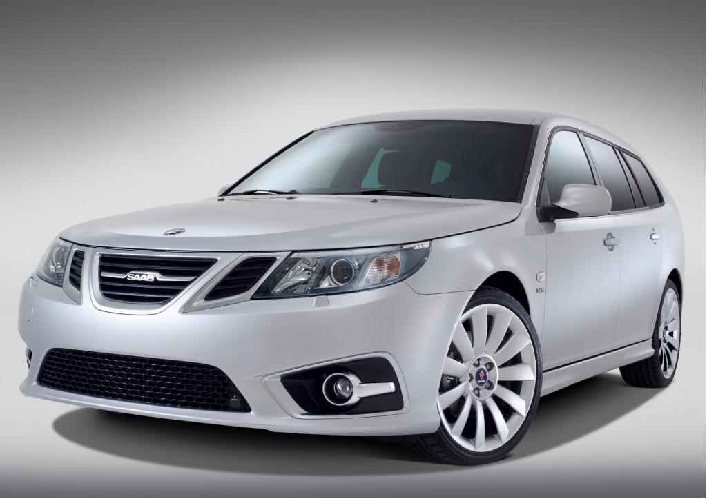2012 Saab 9-3 Griffin range