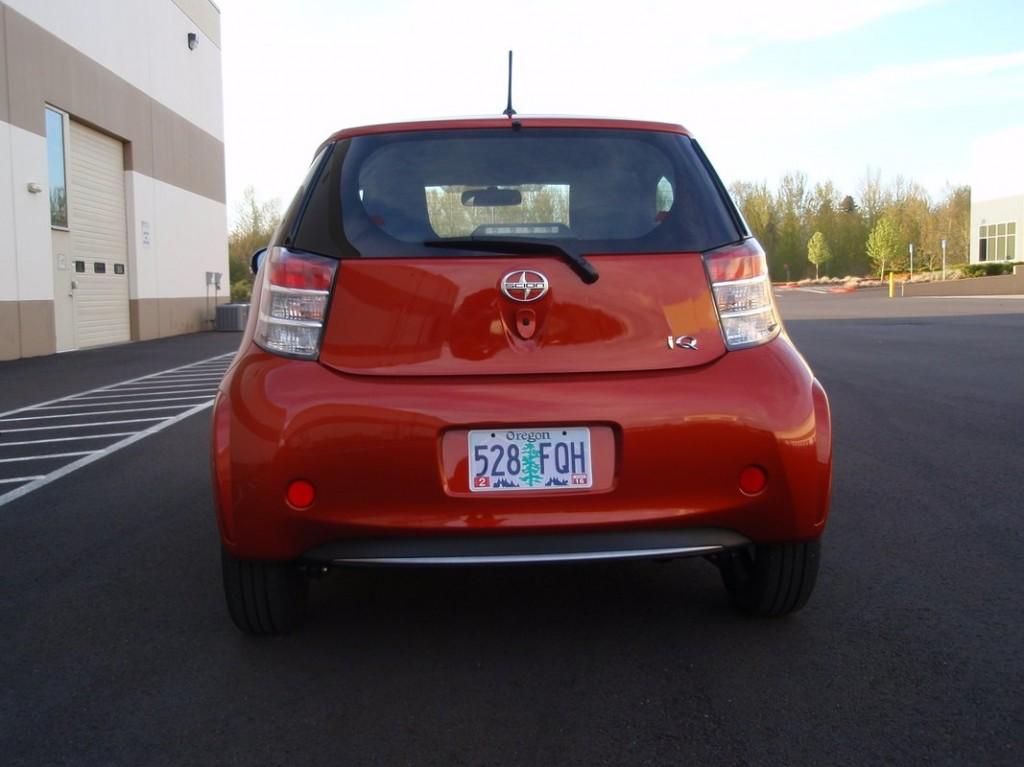 2012 Scion iQ  -  Driven, April 2012