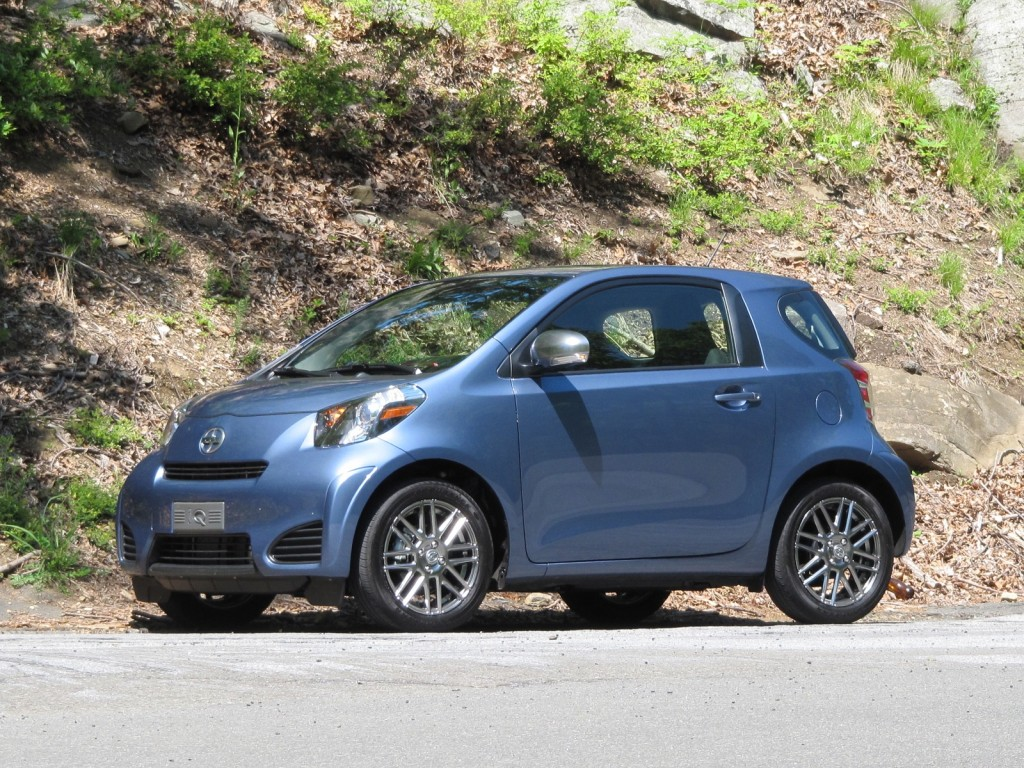 2012 Scion iQ, Bear Mountain, NY, May 2012