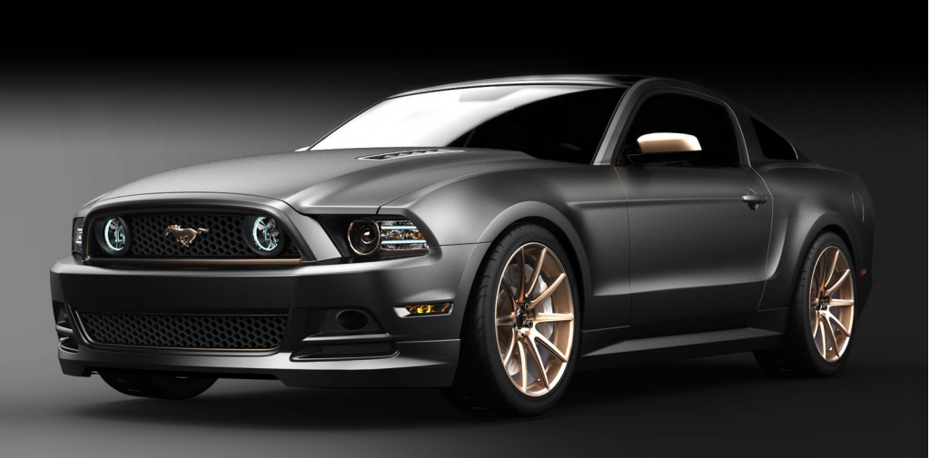 2012 SEMA Mustang Build: High Gear Exterior by Jennifer Seely
