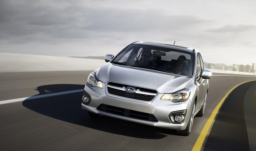 Subaru Announces Motion-V Plan, Promises Three New Models