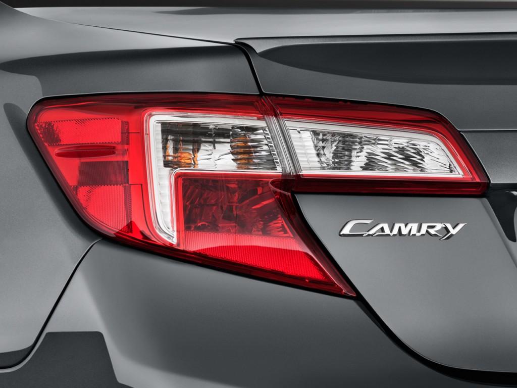 Image  2012 Toyota Camry 4