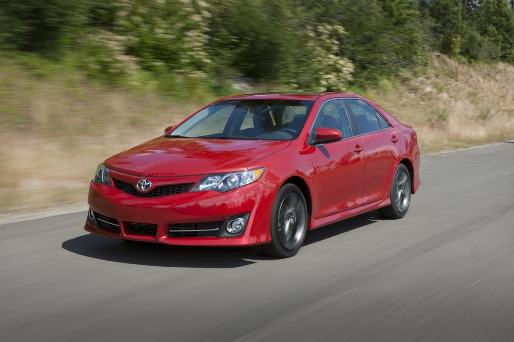 2012 Toyota Camry: Why It Keeps The V-6 As Others Move To Turbos