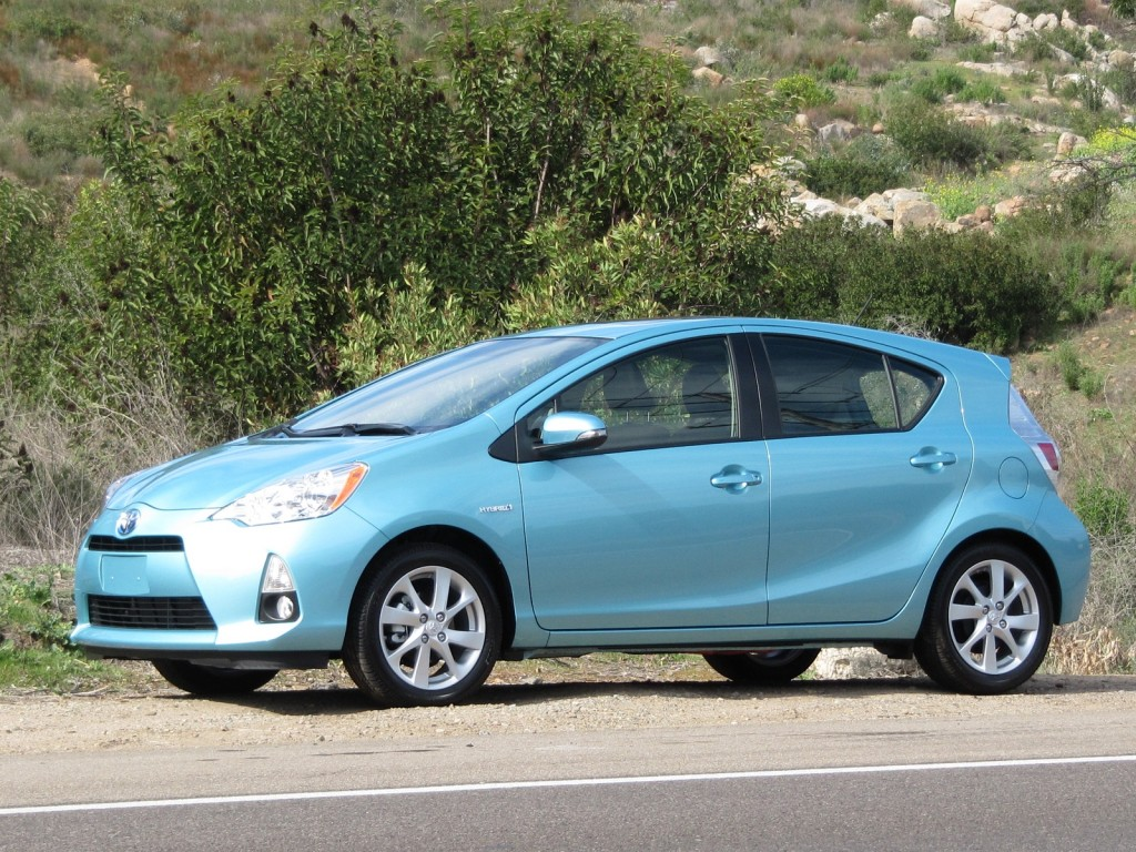Top 10 Most Economical Small Cars You Can Buy In 2012