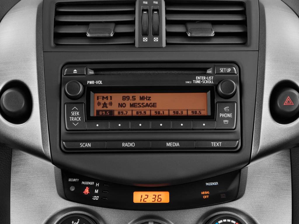 Image 2012 Toyota Rav4 Fwd 4 Door I4 Sport Gs Audio