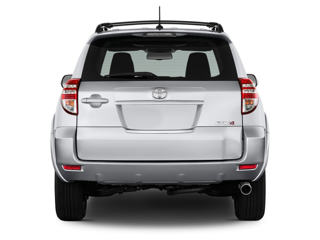 Image 2012 Toyota Rav4 Fwd 4 Door I4 Sport Gs Rear