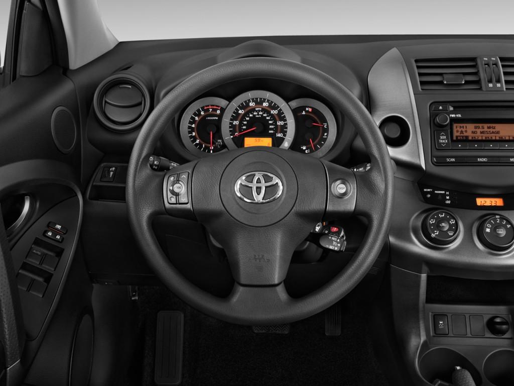 Image 2012 Toyota Rav4 Fwd 4 Door I4 Sport Gs Steering