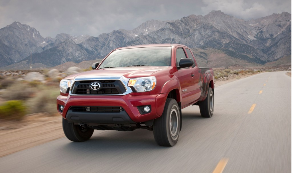 2012 Toyota Tacoma TRD T/X Baja Series Package