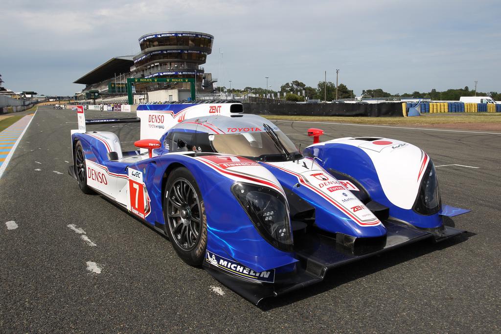 2012 Toyota TS030 Le Mans Prototype