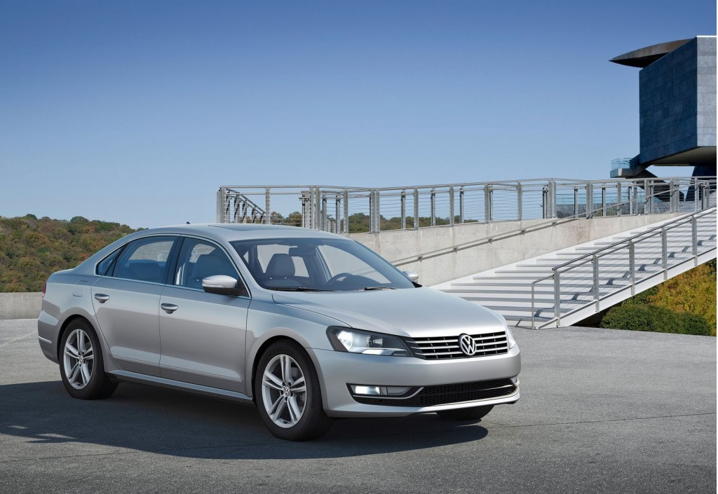 Is The 2012 Passat VW Enough? #YouTellUs