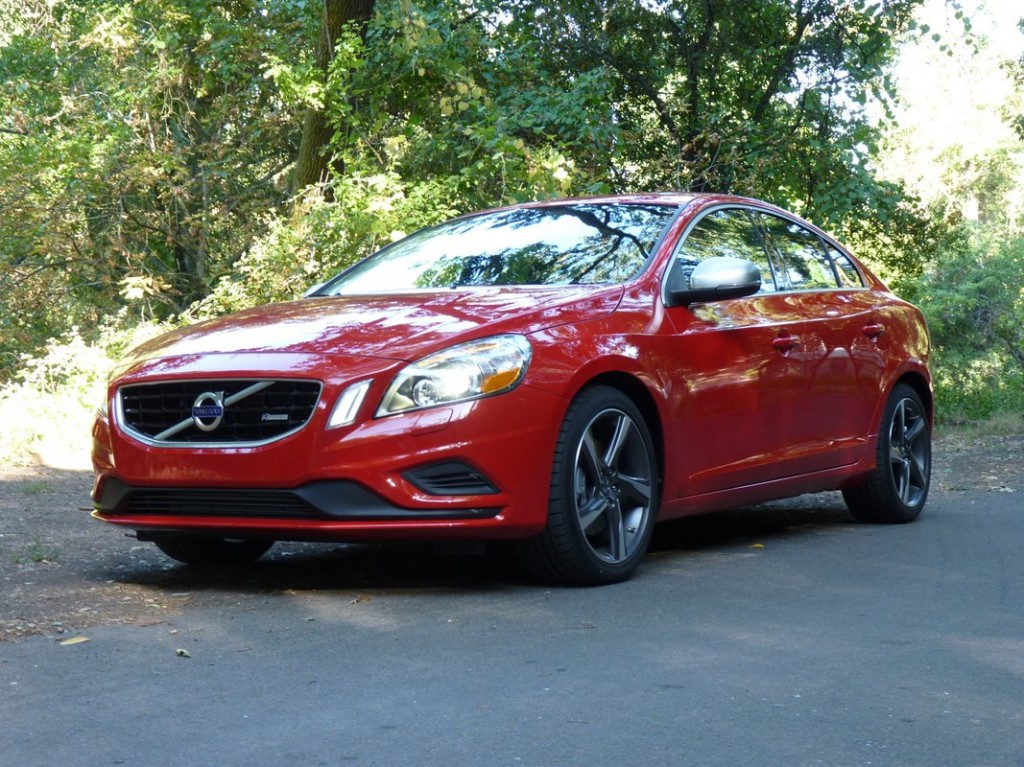 2012 Volvo S60 T6 R-Design First Drive
