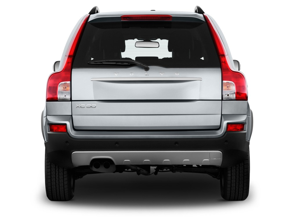 Image 2012 volvo xc90 fwd 4 door rear exterior view size for Rear exterior door