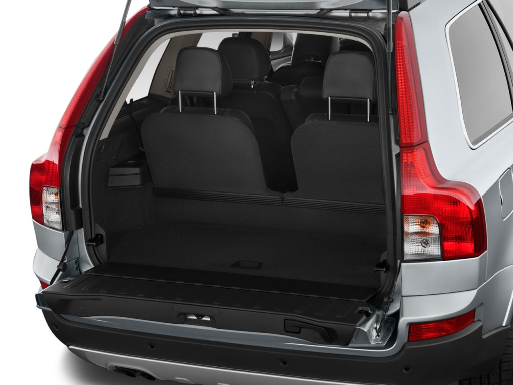Used 2017 Chrysler Pacifica >> Image: 2012 Volvo XC90 FWD 4-door Trunk, size: 1024 x 768 ...