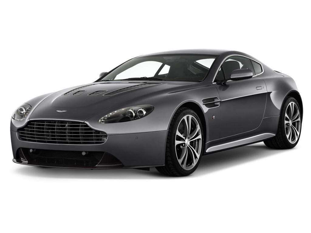 2016 Aston Martin V12 Vantage