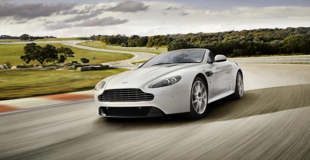 2013 Aston Martin V8 Vantage S