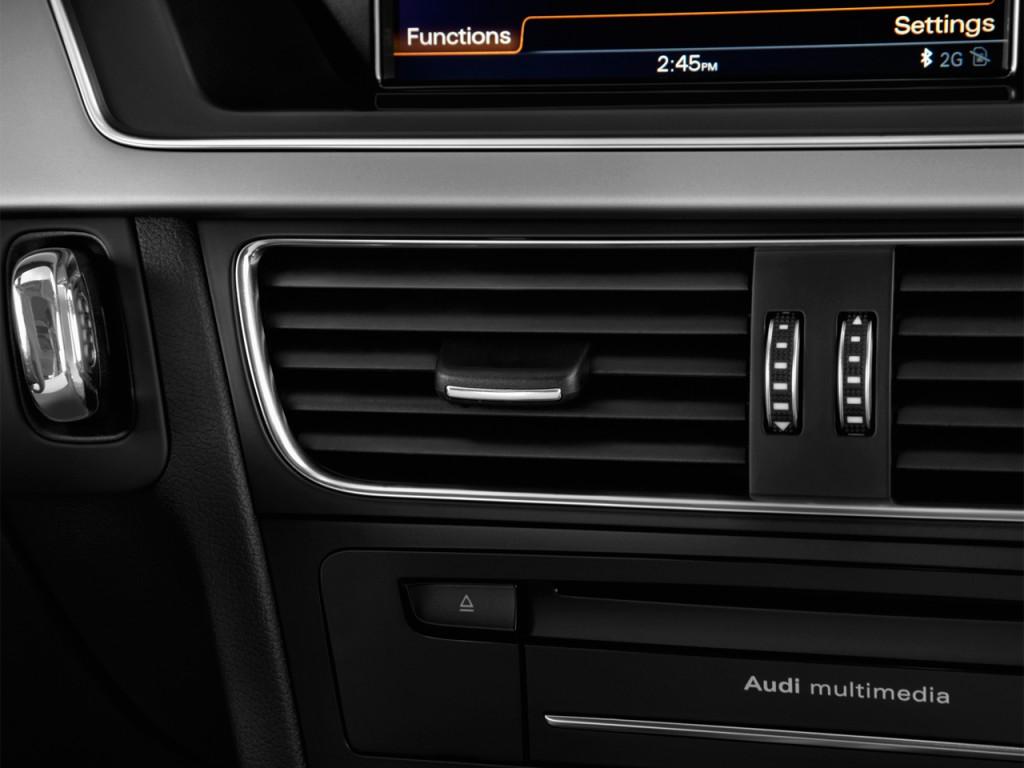 2013 Audi Allroad 4-door Wagon Premium Air Vents