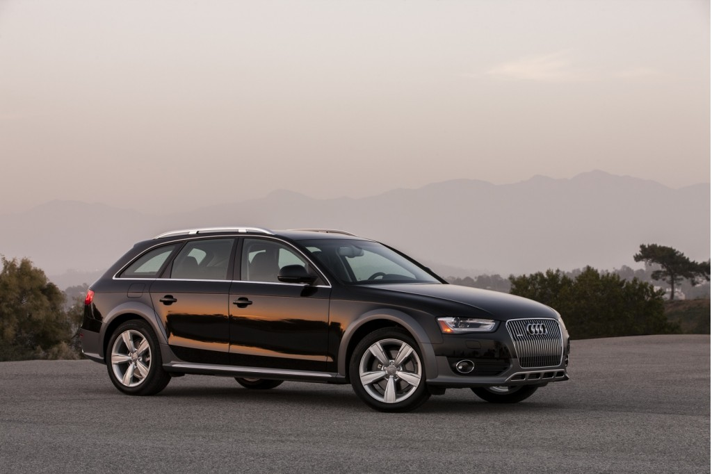 30 Days Of Audi Allroad: Gas Mileage Wrap-Up