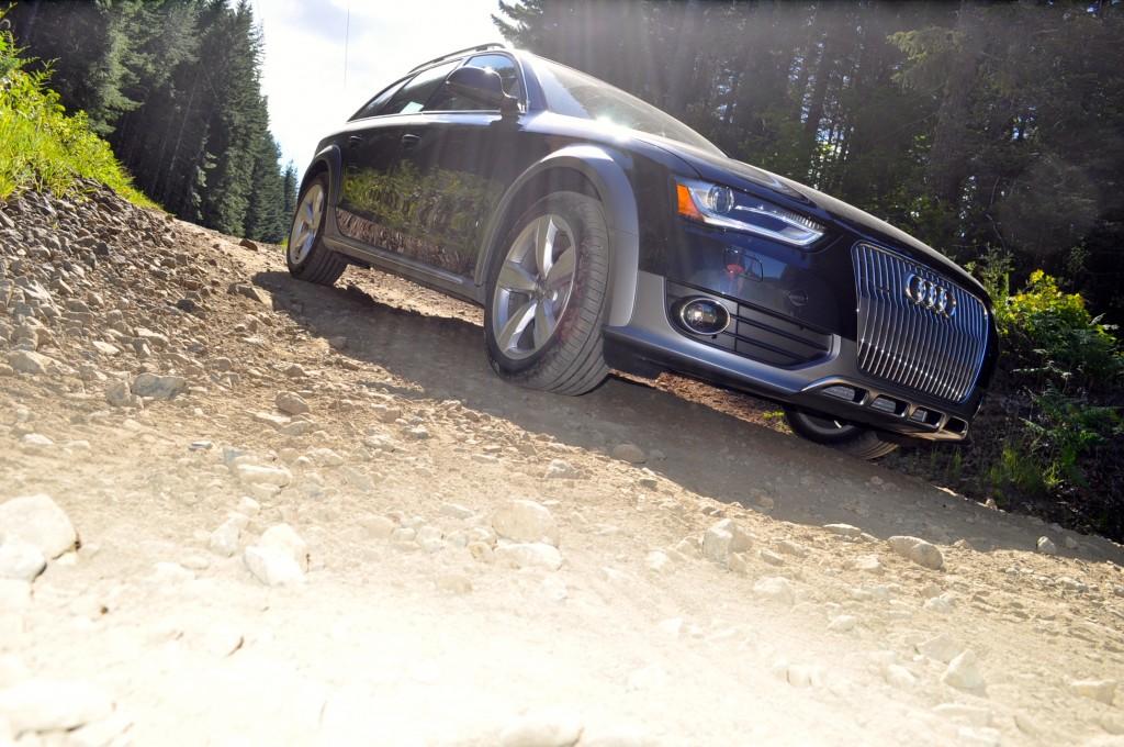 2013 Audi Allroad Off Road: 30 Days Of Allroad