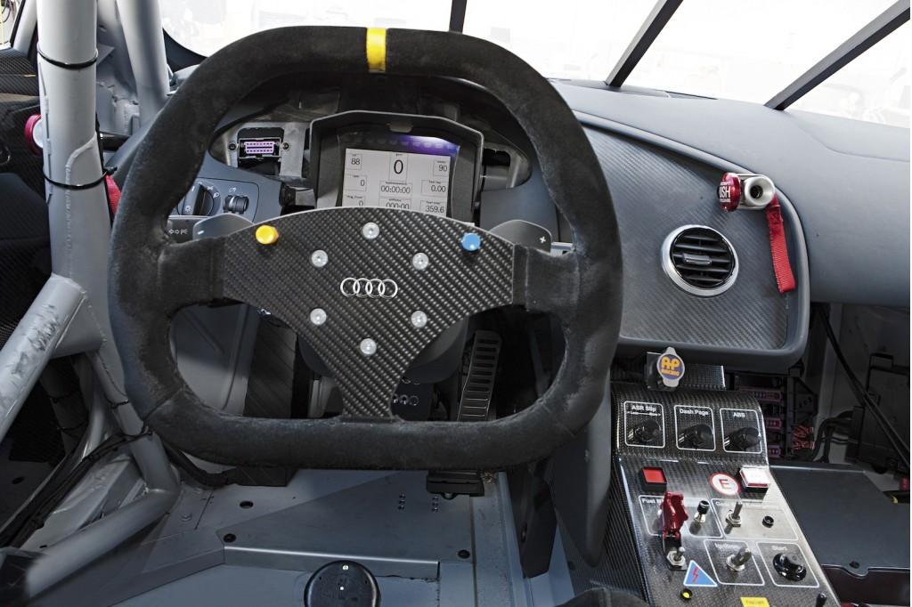 2013 Audi R8 Grand-Am - image: Audi Motorsports