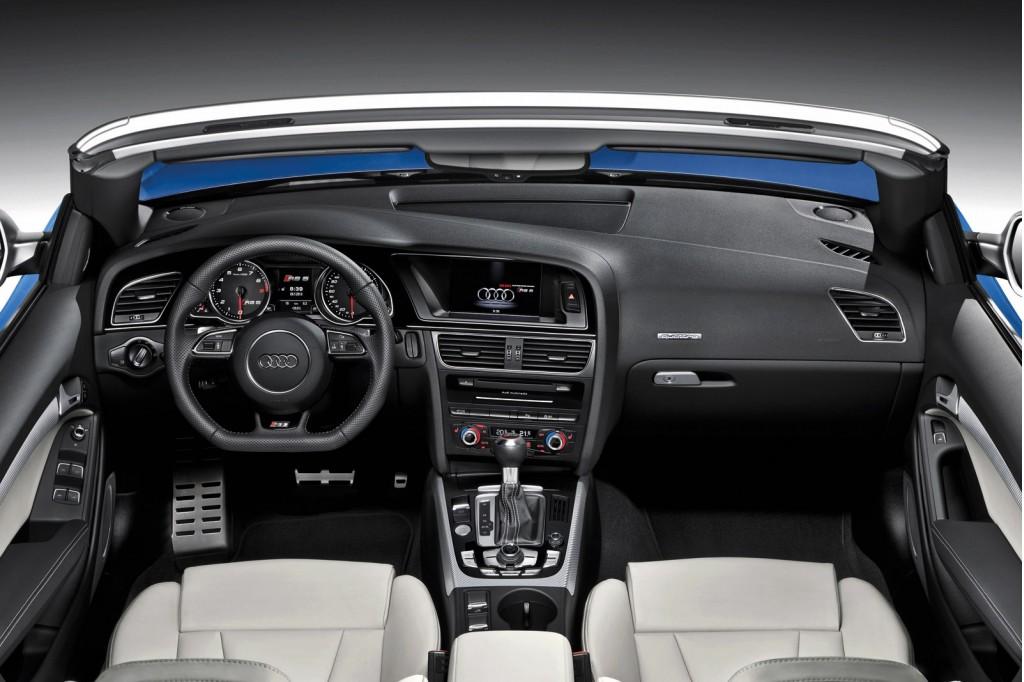 2014 Audi RS 5 Cabriolet