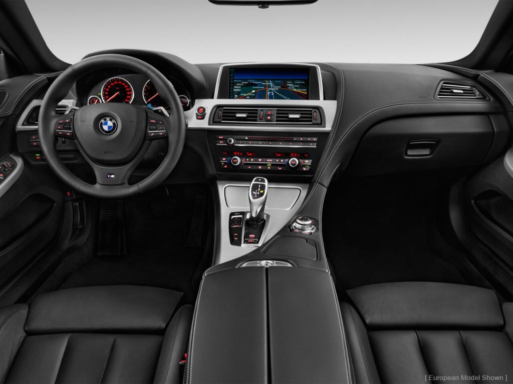 Image 2013 Bmw 6 Series 4 Door Sedan 640i Gran Coupe Dashboard Size 1024 X 768 Type Gif