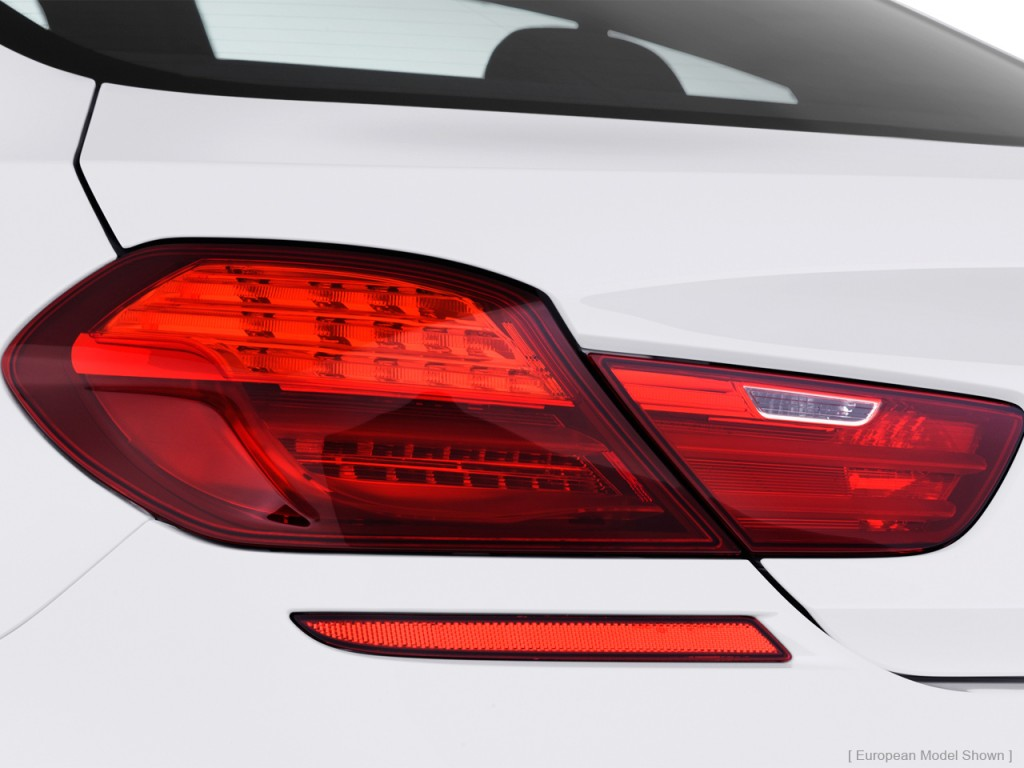 Image 2013 Bmw 6 Series 4 Door Sedan 640i Gran Coupe Tail