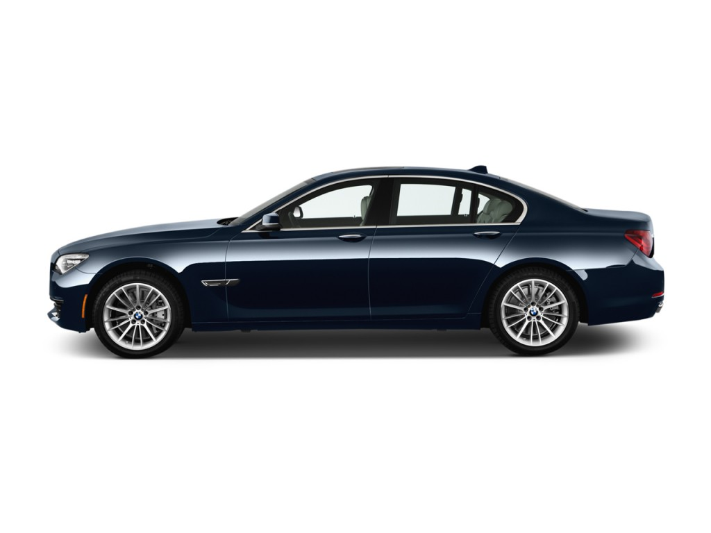Image 2013 Bmw 7 Series 4 Door Sedan 750i Rwd Side