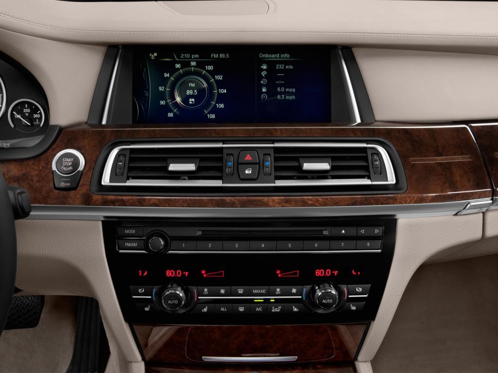 image 2013 bmw 7 series 4 door sedan 750li rwd audio
