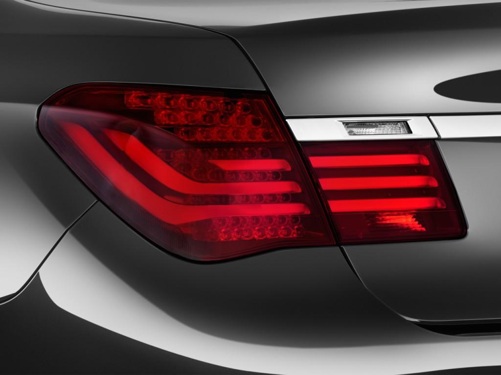 Image 2013 Bmw 7 Series 4 Door Sedan 750li Rwd Tail Light