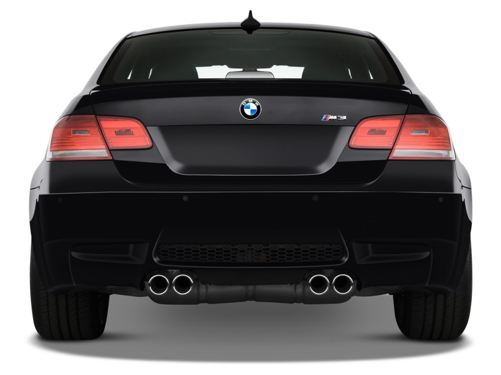 Image 2013 Bmw M3 2 Door Coupe Rear Exterior View Size