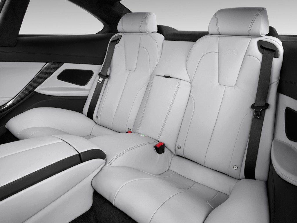 Image: 2013 BMW M6 2-door Coupe Rear Seats, size: 1024 x ...