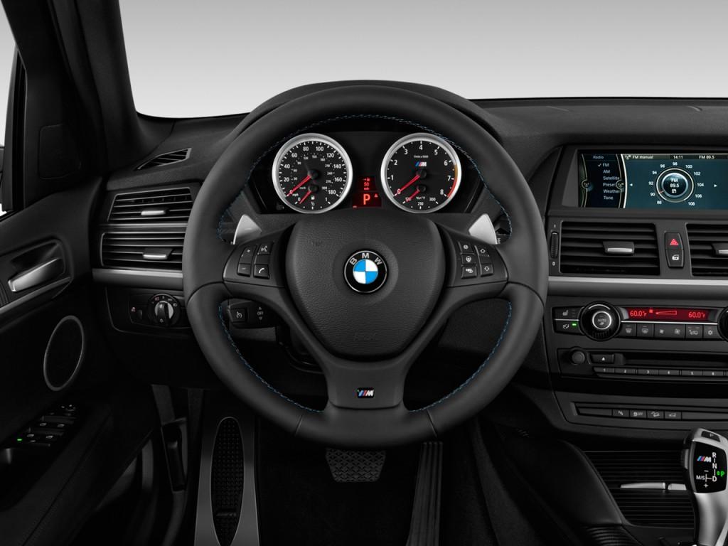Image 2013 Bmw X5 M Awd 4 Door Steering Wheel Size 1024