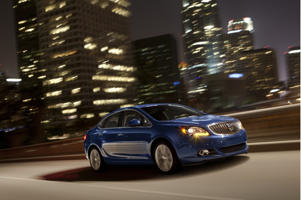 2013 Buick Verano Turbo Priced From $29,990