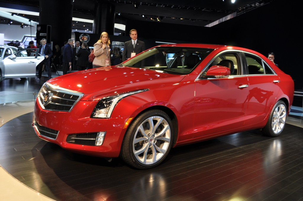 2013 Cadillac ATS Priced From $33,990