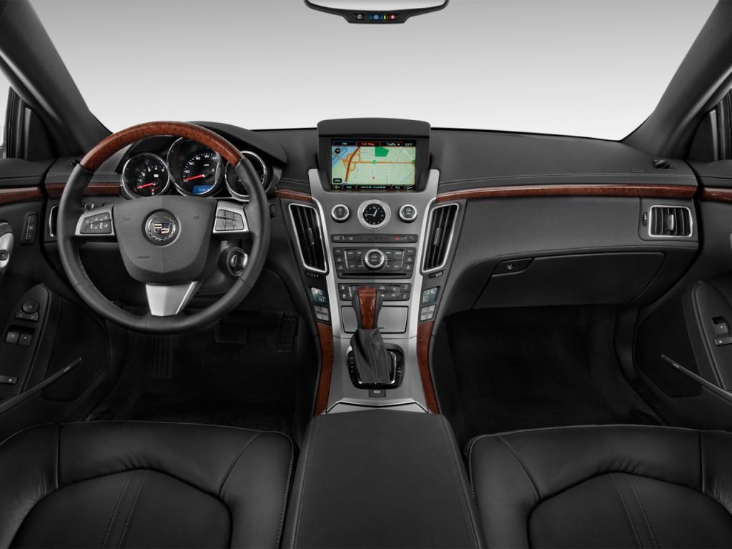 Image 2013 Cadillac Cts 2 Door Coupe Premium Rwd