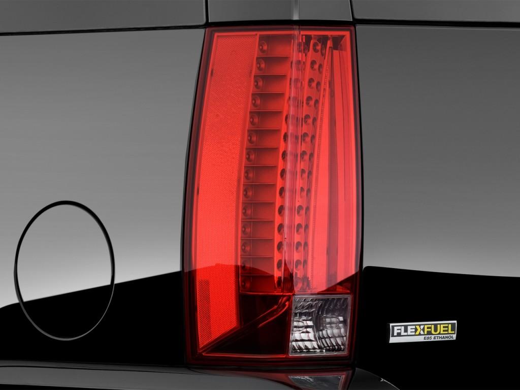 Image 2013 Cadillac Escalade Esv 2wd 4 Door Base Tail