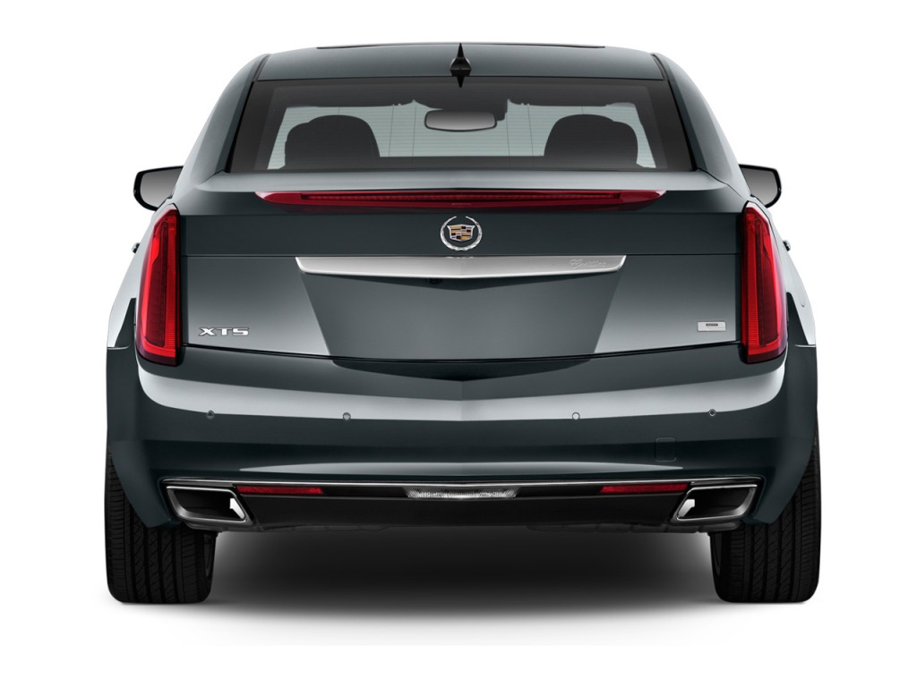 cadillac xts rear sedan door platinum exterior fwd