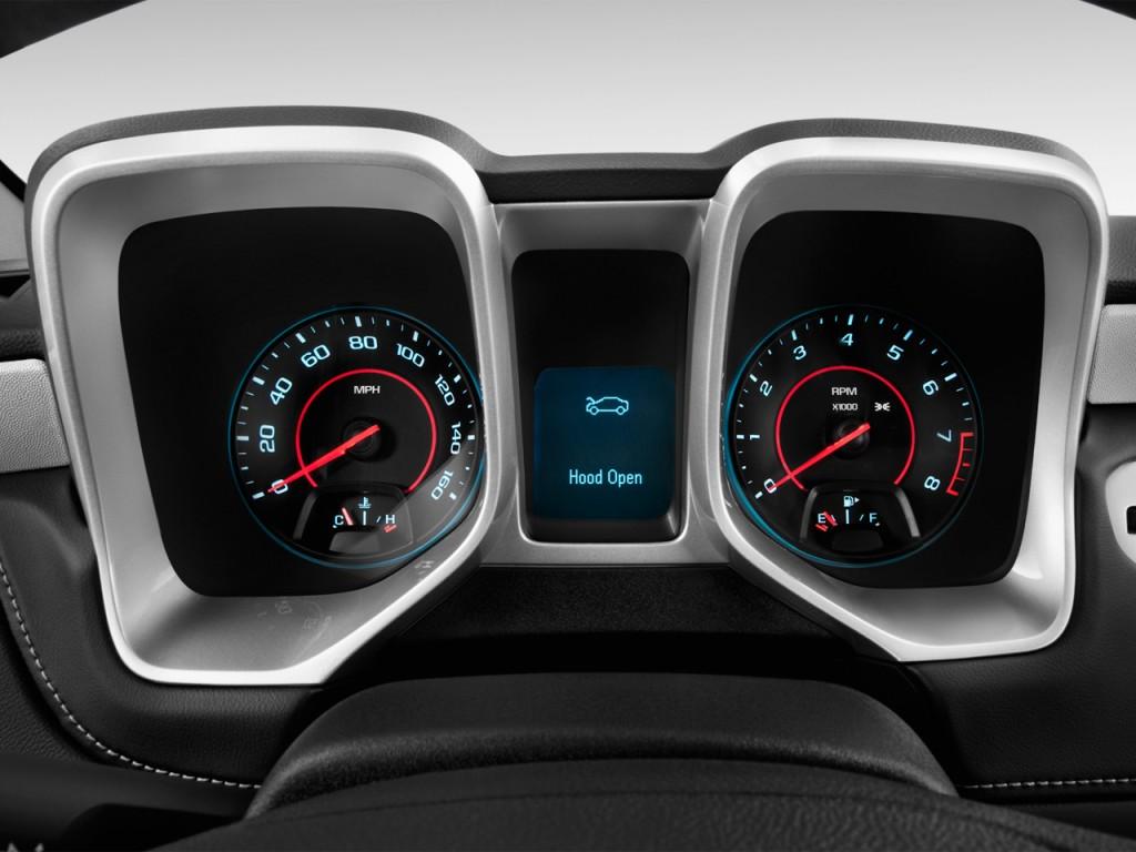 camaro cluster instrument ls chevrolet 1ls coupe door gauge chevy ss v6 bezel forum 2ss