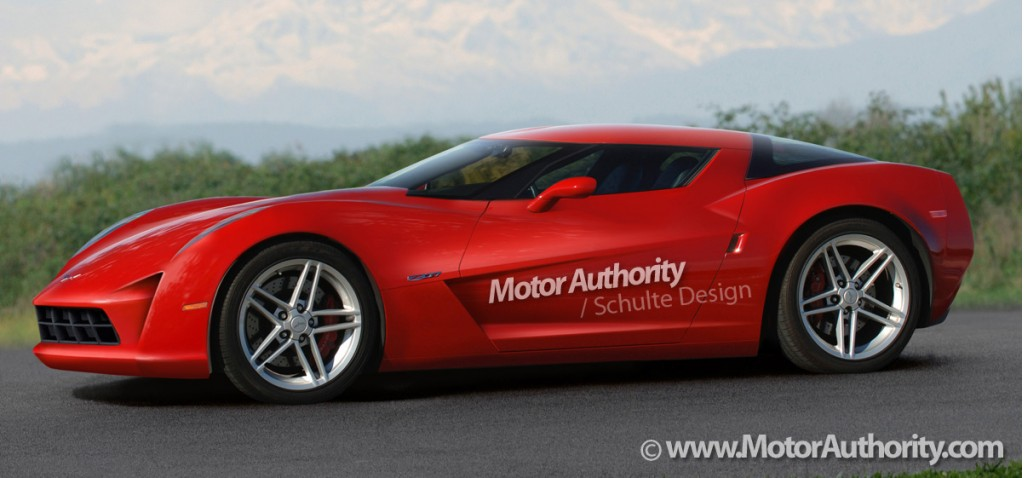 Rumor C7 Corvette To Get 440 Hp 5 5 Liter Version Of