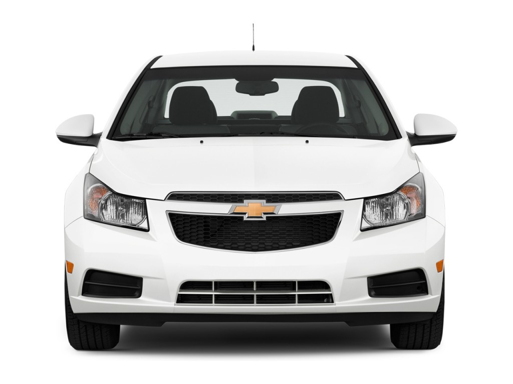 image 2013 chevrolet cruze 4 door sedan auto 1lt front. Black Bedroom Furniture Sets. Home Design Ideas
