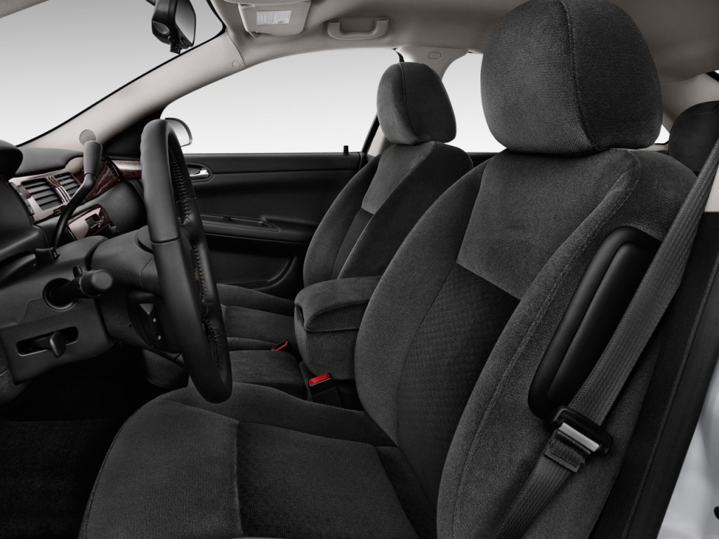 Used 2013 Chevy Impala With Front Bench Seat